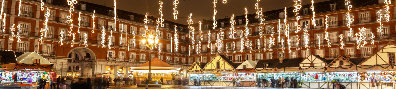 Madrid - glavni trg
